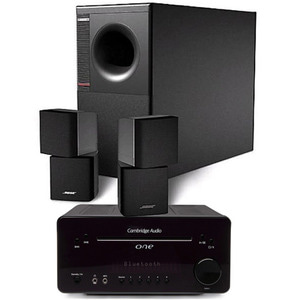BOSE Acoustimass 5 Series III + 캠브리지오디오 One (CD-RX30)
