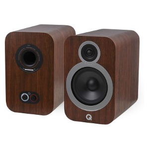 Qacoustics(큐어쿠스틱) 3030i (English Walnut)