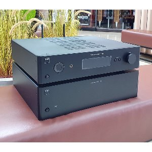 [전시/할인] NAD(나드) C658 BluOS Streaming DAC + C298 Stereo Power Amplifier