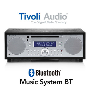 Music System BT - Black Ash/Silver